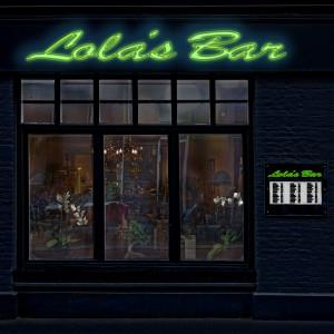 Lolas Bar neon 9